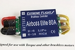 Extreme Flight R/C Airboss 80A Elite ESC