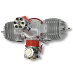 Desert Aircraft DA-120 Twin Gas Engine with Ignition