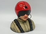 GForce Pilot - SMALL - Red