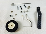 Extreme Flight 50-70cc Tail Wheel Assembly