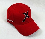 Extreme Flight X Logo Hat - RED