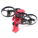 Jetpack Commander RTF Quad: Red