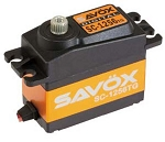 Savox SA-1256TG - Great for 30cc!