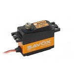 Savox SV-1250MG - Unbeatable power and value for 60 size electric!
