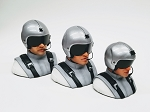 GForce Pilot - SMALL - Silver