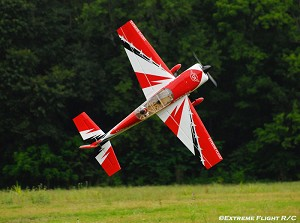 "Extreme Flight - 104"" Extra 300 - Red"
