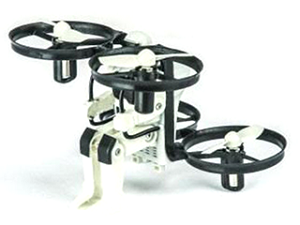 Jetpack Commander RTF Quad: White