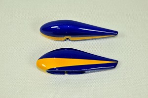 "44"" Slick Wheel Pants - Blue"