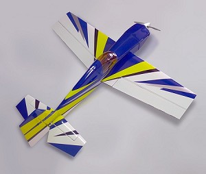 "3D Hobby Shop - 48"" Edge 540 - Blue"