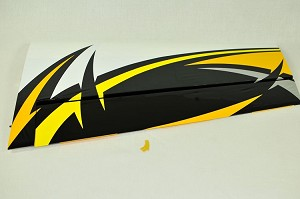 "3D Hobby Shop - 61"" Extra 330 LT Right Wing - Yellow/Black"