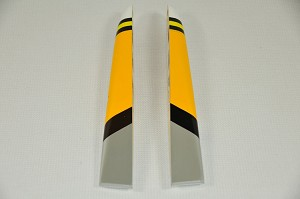 "3D Hobby Shop - 75"" Extra 330LT - Wing Tip - Black & Yellow"