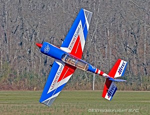 "EF - 91"" YAK 54 - EXP -  Blue/White/Red"
