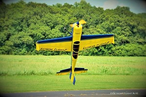 "EF - 60"" YAK 54 - EXP - Blue/Yellow"