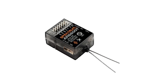 Spektrum AR6600T 6-Channel Air Integrated Telemetry DSMX Receiver