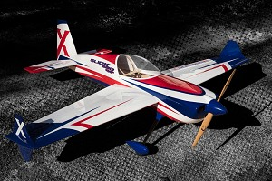 "Extreme Flight - 74"" Slick 580 EXP - Red/White/Blue"