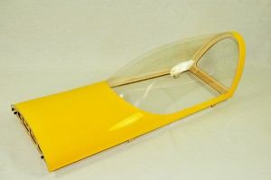 "94"" MXS-EXP - RUDDER- Yellow"