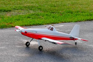"Legacy Aviation - 44"" Turbo Duster - RED Scheme"
