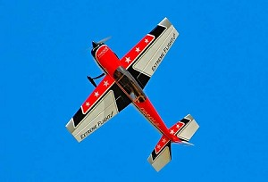 "Extreme Flight - 48"" Extra 300-EXP - Red/White"