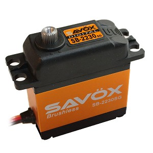 Savox SB-2230SG - HUGE power, great value!