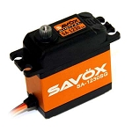 Savox SA1230SG - The most torque out of a 6v servo!