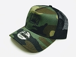 NWRC Snap-Back - Green Multi