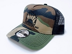 NWRC Snap-Back - Camo Multi