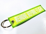 NWRC KeyTag - SAFETY GREEN