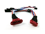 Triple Servo Harness - 6