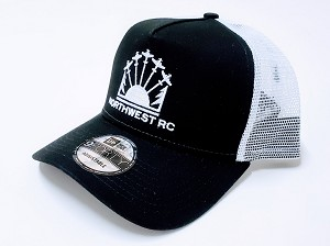 NWRC Snap-Back - Black Multi
