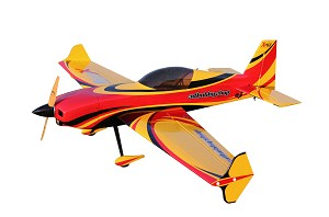 "3DHS - 52"" Velox Revolution - Red/Yellow Scheme"