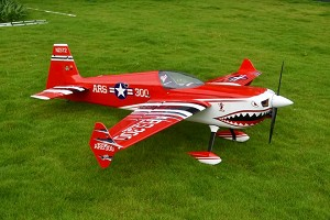"SkyWing - 91"" ARS 300 - Print Scheme - RED"