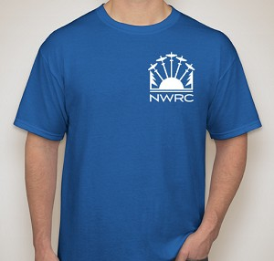 NWRC T-Shirt Blue - XL