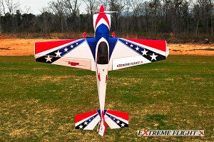 "EF - 60"" Laser-EXP V2 - Printed Red/White/Blue"