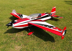 "EF - 78"" Extra 300 V3 - Red/White/Black"
